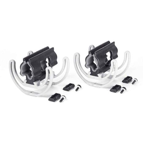 Pair of Duo-Lyre 72 (19/34) (with modular adapter & screws) | 040121