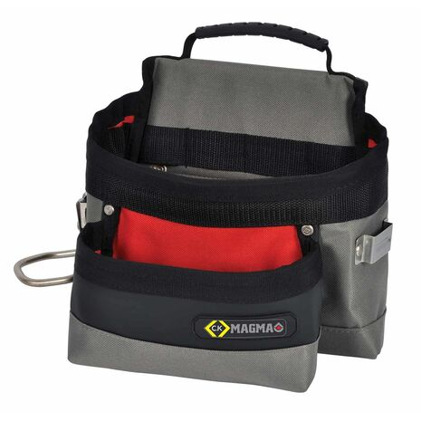 Builder's tool pouch
